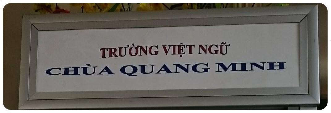 Trường Việt Ngữ Chùa Quang Minh